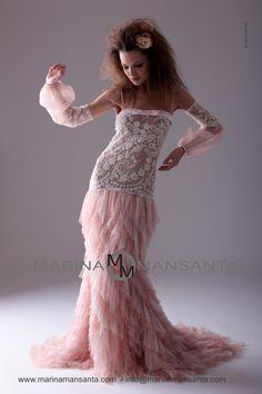 MARINA MANSANTA Collezione Muse, Modello Harlow