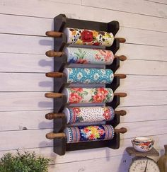 Pioneer Woman 6 Pin Rack for Rolling Pin Collection Handmade Color and Finish Choice Kitchen Decoration pioneer woman kitchen decor Pioneer Woman Dishes, Pioneer Woman Kitchen, Pioneer Woman Recipes, Pioneer Women, The Pioneer Woman, Rolling Pin Display, Home Design, Bakery Sign, Bathroom Storage Shelves