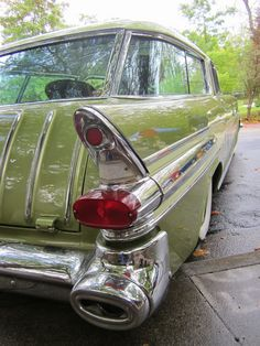 1957 Pontiac Safari Wagon...Brought to you by #CarInsurance at #HouseofInsurance in Eugene, Oregon