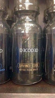 Davinci Code - Decoded Decoding, I Shop
