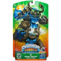 Skylanders Giants: Gnarly Tree Rex (Universal)