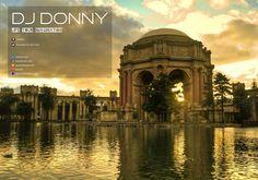 DJ Donny's page on about.me – http://about.me/dj_donny