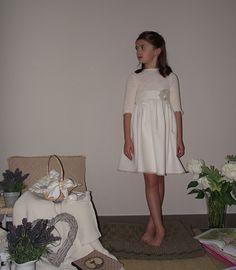 Vestido Camille de Mónica Rodríguez para Lan Fairy