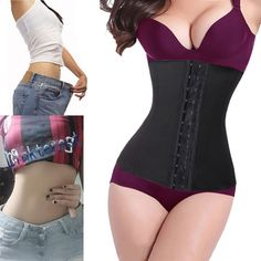 Free shipping Good Quality Bodysuit Waist Trainer Slimming Shapewear Training Corsets Cincher Body Shaper Bustier