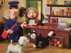 More than just the man who delivers the mail, Postman Pat is a friend to all the people of Greendale. 2000 Kids Shows, Kids Tv Shows, Old Cartoon Shows, Cartoon Tv, 90s Childhood, Childhood Memories, Postman Pat, Android Apps, Free Android