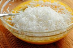 Tasty Kitchen Blog: French Coconut Pie. Guest post by Amy Johnson of She Wears Many Hats, recipe submitted by TK member eastmemphismama.