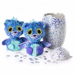 Hatchimals Surprise   Peacat   Hatching Egg with Surprise Twin