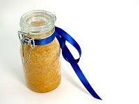 Rumkihn Crafts: Marvelous Grapefruit Sugar Scrub