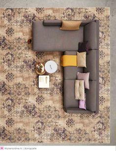 Nieuwe Tapijtcollectie Vintage van Bonaparte #vloeren #tapijt #flooring