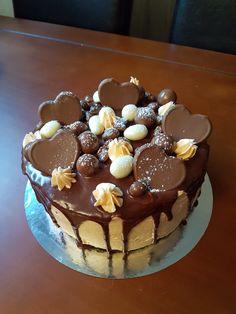 Verdens beste sjokolade kake , smelter i munnen Norwegian Food, Norwegian Recipes, Eat Cake, Tiramisu, Cake Recipes, Cake Decorating, Sweets, Baking, Snacks