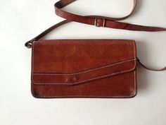 Hey, I found this really awesome Etsy listing at https://www.etsy.com/listing/229855033/brown-leather-shoulder-bag-tan-leather