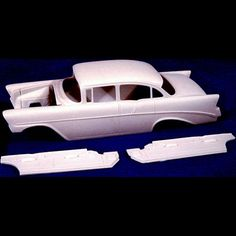 1956 Chevy 210 4-Door Sedan - Mason City Miniatures MCM