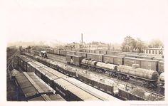 Willmar Yard in the early 1900's