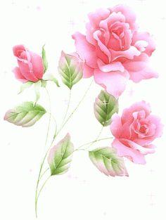 Blooming Rose Gifs Tumblr | Rose - GIF, image, GIF anime, Gifs Rose via www.informatiquegifs.com