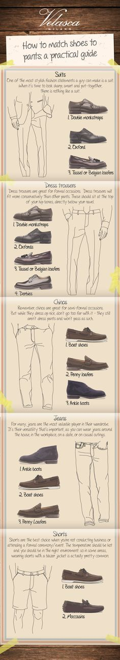 How to match shoes to pants: a practical guide!  #velascamilano #madeinitaly #shoes #shoesoftheday #shoesph #shoestagram #shoe #fashionable #mensfashion #menswear #gentlemen #mensshoes #shoegame #style #fashion #dapper #men #shoesforsale #shoesaddict #sprezzatura #dappermen #craftsmanship #handmade #crafts #craftsman #craftsph #artisan