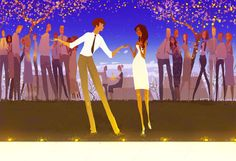 The Dance by *PascalCampion on deviantART