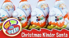 "Kinder Surprise ""Christmas Theater"" Santa Claus - Toys: Nutcracker, Santa, Gingerbread Man  In this video I'll open 4 Big Kinder Surprise ""Christmas Theater"" Santa Claus. Toys: Nutcracker, Santa, Gingerbread Man. #Kinder #Surprise #KinderSurprise #ChristmasTheater #SantaClaus #Toys #Chocolate #Nutcracker #GingerbreadMan #Eggs #Fun #VideoForKids  #2016 #Opening #Unwrapping #Unboxing #EggsToys&Fun #ChristmasKinder #NewYear #kinderSurpriseConsumerProduct"