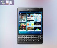 BlackBerry Passport in black - £192.99