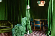 The Oaks Hotel | Interiors by Sibella Court