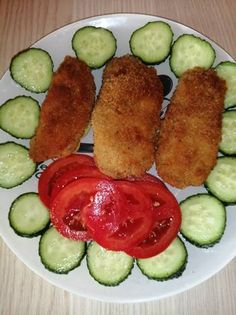 Pește pane Pesto, Zucchini, Vegetables, Recipes, Food, Recipies, Essen, Vegetable Recipes, Meals