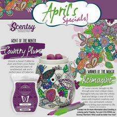 So pretty and fun! www.heatherprayner.scentsy.us