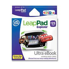 LeapFrog LeapPad Explorer Ultra eBook Download Card - $25.00