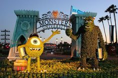 Epcot Flower and Garden Festival 2013 by insidethemagic, via Flickr