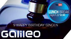 Gesetze, von denen man noch nie gehört hat | Galileo Lunch Break