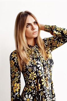 New pictures of Cara Delevingne for Topshop have landed and they sure have got us in the mood for spring summer 2015. This is the British supermodel's third campaign, and was shot in a studio by renowned photographer Alasdair McLellan and styled by Topshop's Creative Director Kate Phelan. See all the looks on GLAMOUR.COM UK