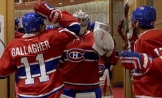 Gally and Pricer Mtl Canadiens, Montreal Canadiens, Ice Hockey, Nhl, Funny, Sports, Hs Sports, Funny Parenting, Sport