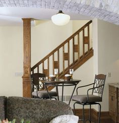 Design a basement staircase that fits your space and complements the style of your home.
