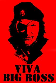 Big Boss (Metal Gear Solid)