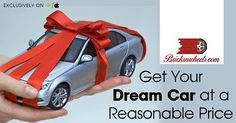 Get your dream car at a reasonable price. Visit : http://www.bricksnwheels.com/ Coming soon in your Smartphones.