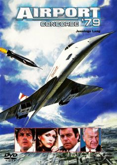 The Concorde: Airport '79 on Pinterest | Concorde ...