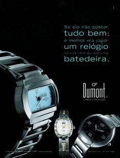 Dumont | Campanha Institucional - Carla Cancellara