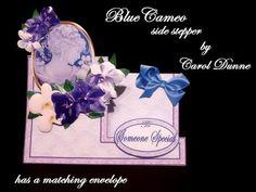 Blue cameo side stepper kit
