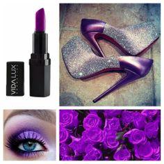 Purple everything :)
