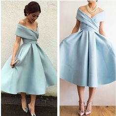 Customized 2018 Sky Blue Short Homecoming Dress Off Shoulder Satin Tea Length Pleated Formal Graduation Dresses sold by reallone. Shop more products from reallone on Storenvy, the home of independent small businesses all over the world. Strapless Prom Dresses, Hoco Dresses, Lace Evening Dresses, Tea Length Dresses, Mermaid Prom Dresses, Homecoming Dresses, Chiffon Dresses, Fall Dresses, Evening Gowns