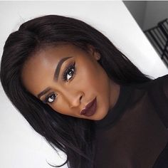 makeup black – Hair and beauty tips, tricks and tutorials Dark Skin Makeup, Hair Makeup, Natural Makeup, Natural Beauty, Makeup Geek, Simple Makeup, Black Girl Makeup Natural, Eye Makeup, Makeup Eraser