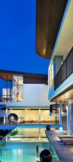 W Retreat Villa in Koh Samui W Retreat Koh Samui - MAPS Design