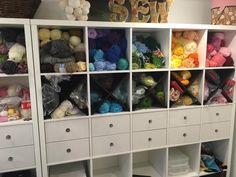 Ikea Kallax, Shelving, Home Decor, Shelves, Decoration Home, Room Decor, Shelving Units, Home Interior Design, Shelf