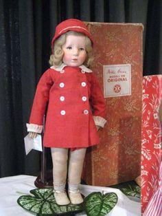 Puppenforum | Käthe Kruse | Muttertag 2009: Raritätenausstellung Käthe Kruse und Thomas Dahl
