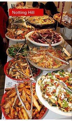 Salads, Notting Hill