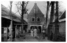 Oude Touwbaan naast de Baanstraat