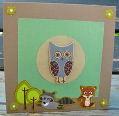 Owl Card, Kids Rugs, Awesome, Unique Jewelry, Handmade Gifts, Cards, Etsy, Vintage, Kid Craft Gifts