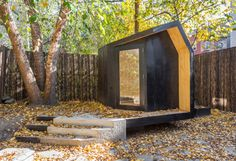 Writing Pavilion by Architensions