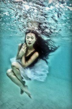 Water#Fashion#Blue