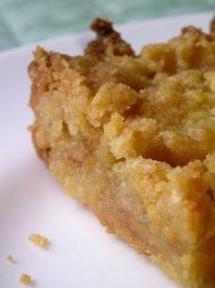 Quantas de nós não temos, volta e meia, um desejo? Eu andava a desejar uma fatia de tarte de maça com aveia... e vai daí resolvi inventar, ...