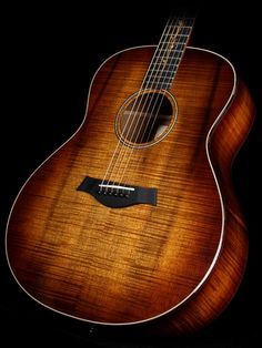 Taylor K28e AA-Top G Taylor K28e AA-Top Grand Orchestra Acoustic/Electric Guitar