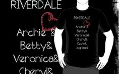 Riverdale sketchy character list now at http://ift.tt/2A3G8pB